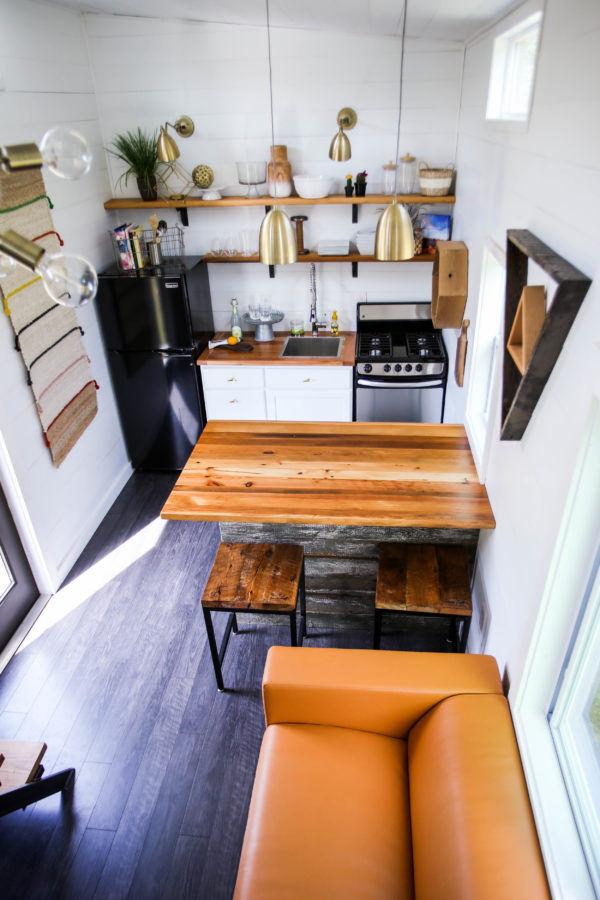 Win this Gorgeous Tiny House from Lamon Luther