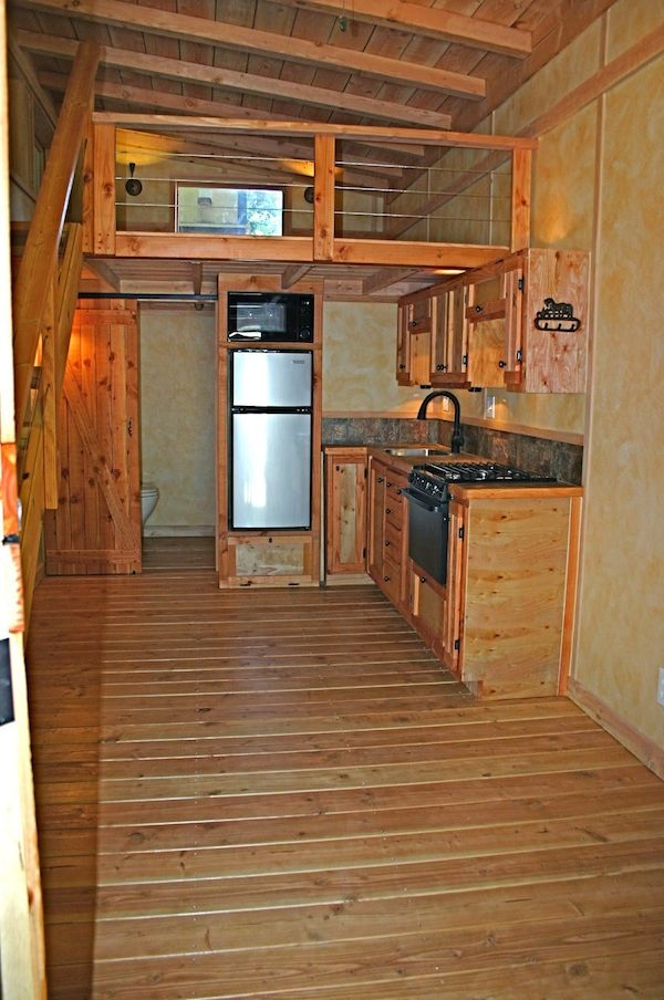 Project tiny house
