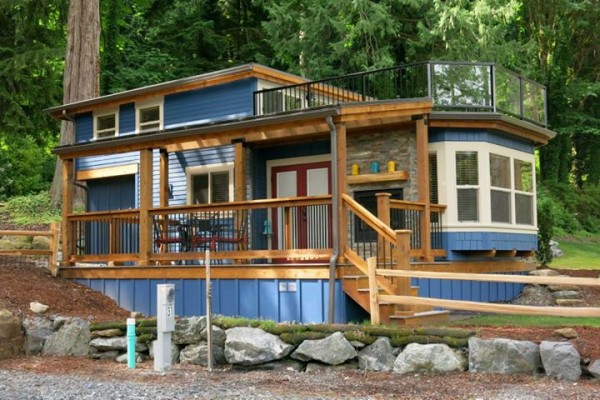 The Townsend Tiny Cabin